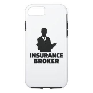 Insurance broker iPhone 7 case