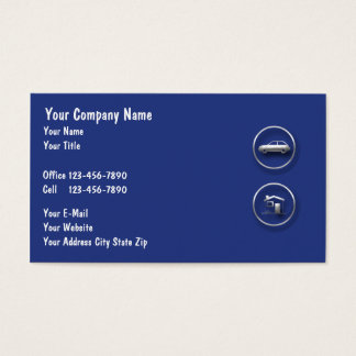 Insurance Business Cards