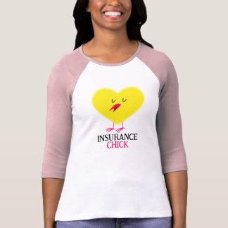 Insurance Chick T-Shirt