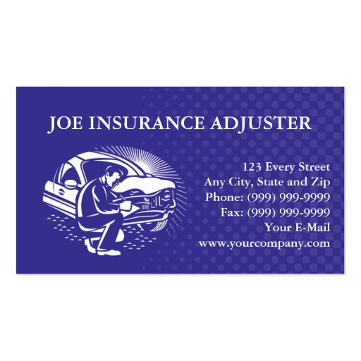 bodily injury adjuster resume