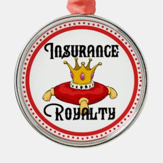 Insurance Royalty Christmas Ornament