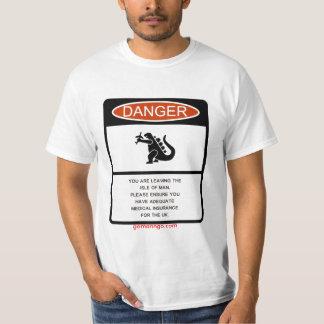 Insurance warning T-Shirt