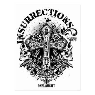 Insurrections Postcard