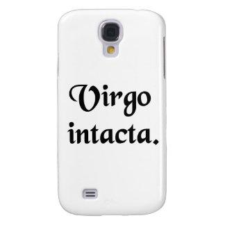 Intact virgin galaxy s4 case