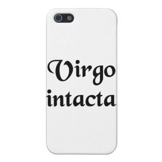 Intact virgin iPhone 5 cover