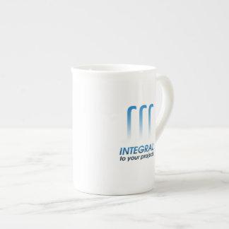 Integral to your project coffee mug bone china mug