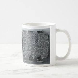 Integrated Circuit Chip Basic White Mug