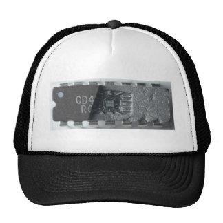 Integrated Circuit Chip Cap