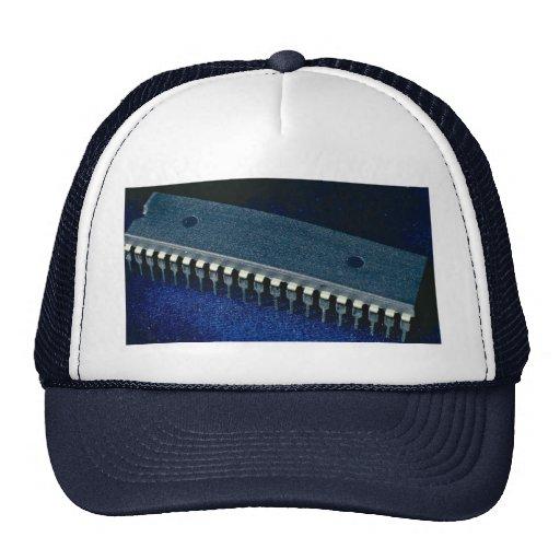 Integrated circuit (microprocessor) mesh hats