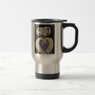 Integration Stainless Steel Travel Mug