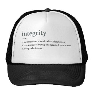 integrity cap