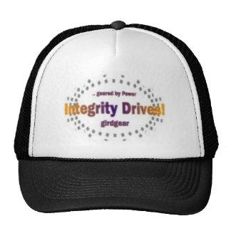 Integrity Drives Cap