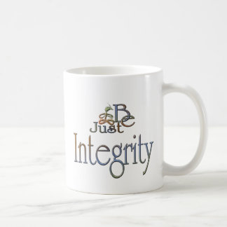 Integrity Classic White Coffee Mug