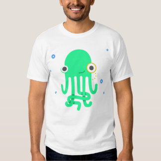 Intellectual Octopus Tees