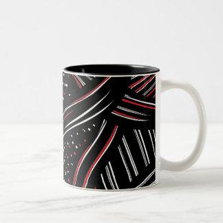 Intellectual Restored Tidy Rational Two-Tone Mug