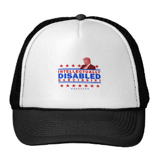 Intellectually Disabled Narcissist Cap