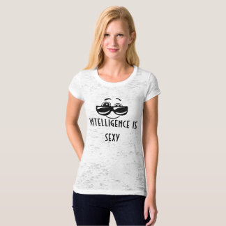 Intelligence is Sexy T Shirt