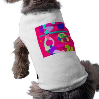 Intelligence Simplicity Human Nature Perspective Sleeveless Dog Shirt