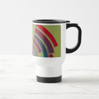 Intelligent Design Stainless Steel Travel Mug