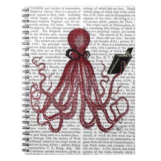 Intelligent Octopus Note Books
