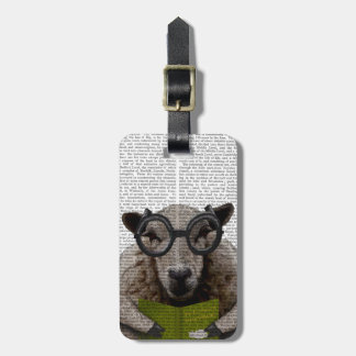 Intelligent Sheep Luggage Tag