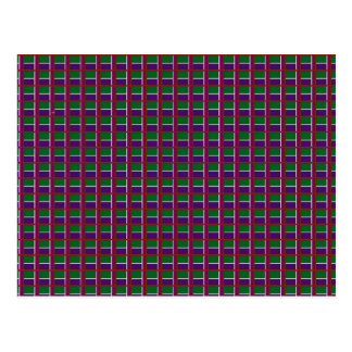 INTENSE Color Patterns Sparkles Giveaway GIFTS luv Post Card