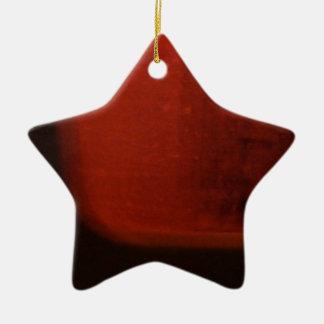 Intense Heat Christmas Ornament