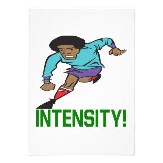 Intensity Custom Invitations