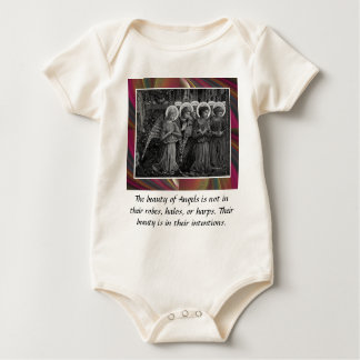 Intentions infant onsie creeper