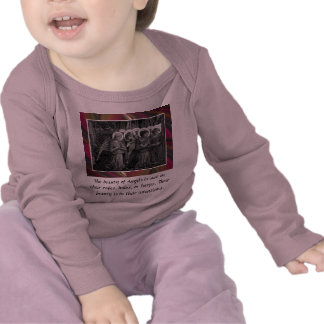 Intentions infant shirt