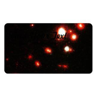 Interacting Galaxies in a Cluster (NGC 5548) Pack Of Standard Business Cards