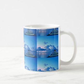 intercoastal classic white coffee mug