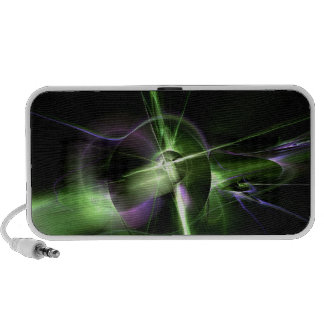 Interconnected Notebook Speaker