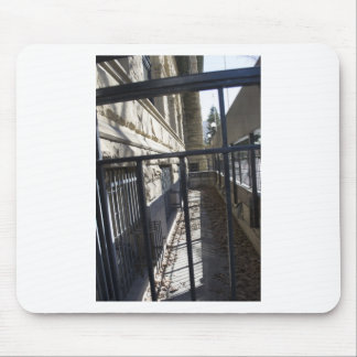 Interesting alley way, downtown San Jose, CA Mouse Pad