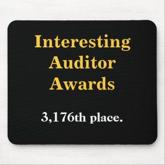Interesting Auditor Awards - Practical Joke Mouse Mat