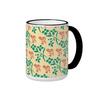 Interesting Brilliant Colorful Cool Ringer Mug