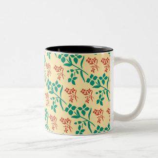 Interesting Brilliant Colorful Cool Two-Tone Mug