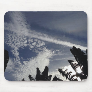 Interesting Sky Mouse Pad