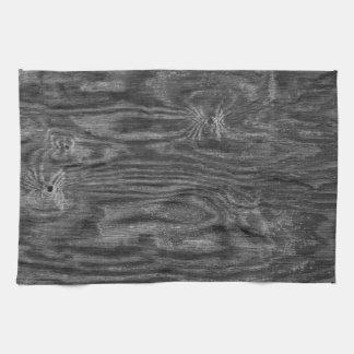 Interesting Wood Texture Tea Towel