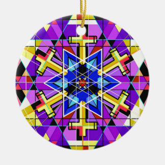 Interfaith. Christmas Ornament