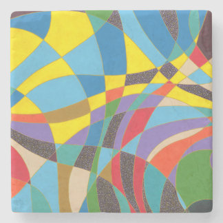 Interfaith Conference - Marble Stone Coaster