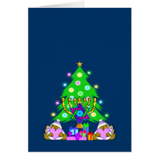 Interfaith Holiday Fun Greeting Card