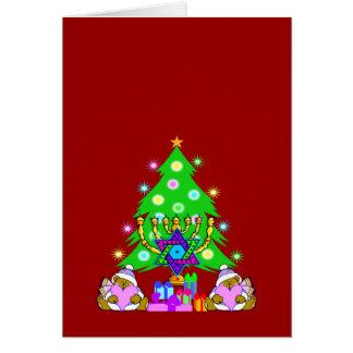 Interfaith Holiday Fun Note Card