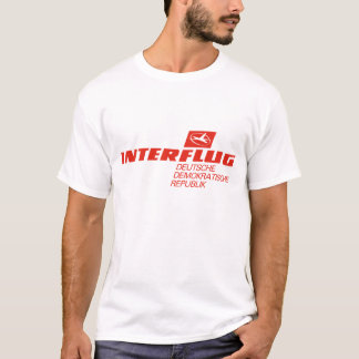 Interflug Airlines T-Shirt
