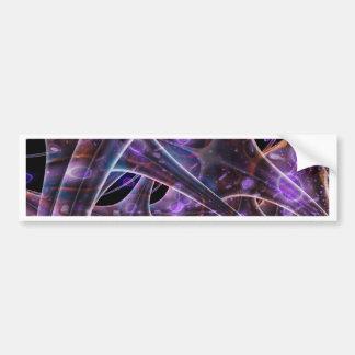 Intergalactic Aerodome Bumper Sticker