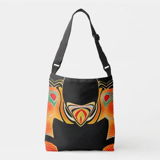 Intergalactic Funk Royalty Crossbody Bag
