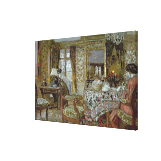 Interior, 1904 canvas print