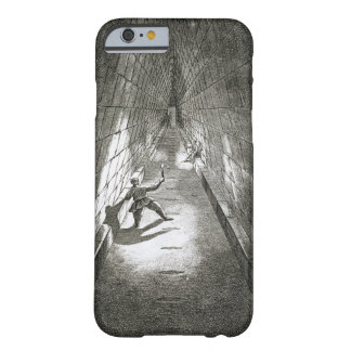 Interior Ascent of a Pyramid, c.1780 (engraving) Barely There iPhone 6 Case