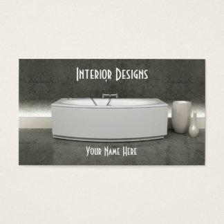 Interior Design Business Card