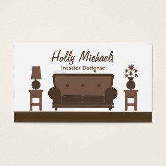 Custom Sofa Business Cards